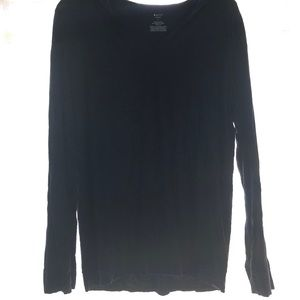 Comfortable Plain Black Shirt-Hoodie